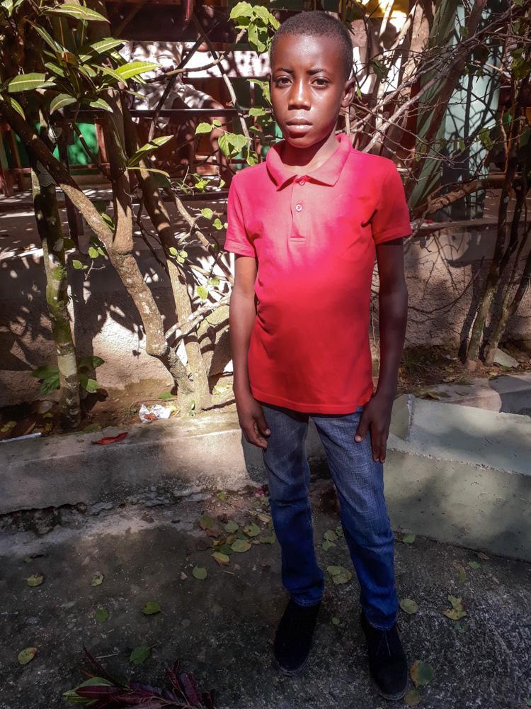 Haiti Integration Kinder bewaffnete Gruppen