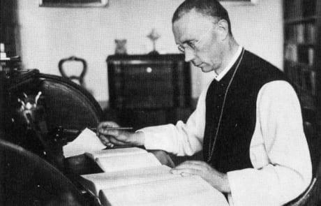 Abt Alois Wiesinger OCist