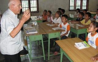 Gutheinz Schule im Lepradorf