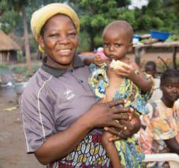 Schwester Angelique - Kongo