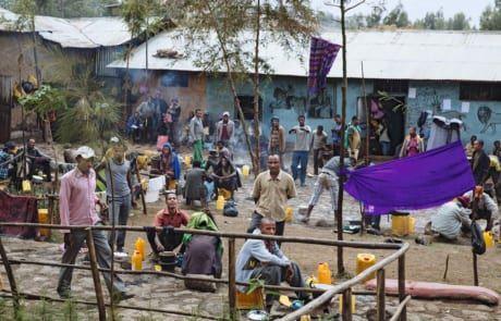Gefängnis Äthiopien