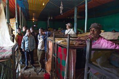Gefängnis Addis Abeba
