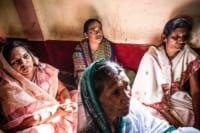 Christen in Indien