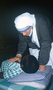 Mutter Teresa Friedensnobelpreis