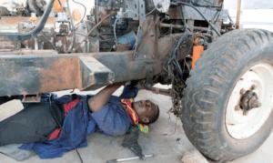 Jugendarbeit Tansania