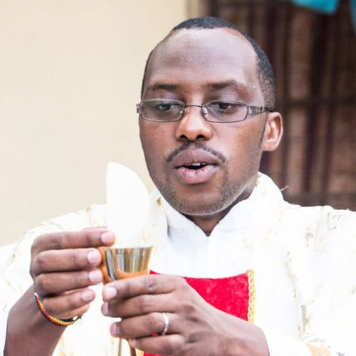 Father Albert Kemboi