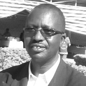 Pfarrer Melchior Busabusa