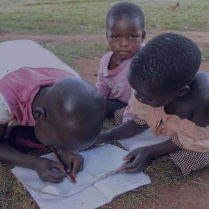 Schule für Kinder von Kindersoldaten