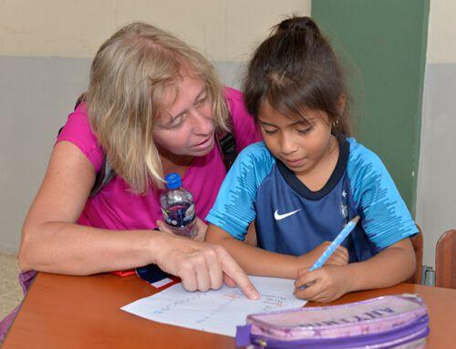 Die Pfarre Gänserndorf besucht Missionsprojekte in Ecuador