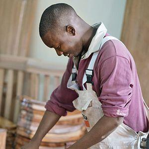 Berufsaufbildung in Tansania