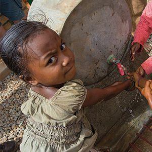 Wasser in Äthiopien