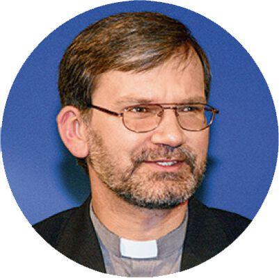 Bischof Clemens Pickel
