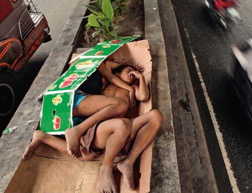Die Armen im Visier