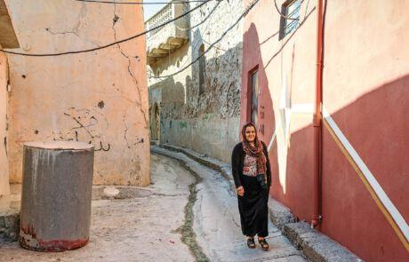 Straßen von Bashiqa