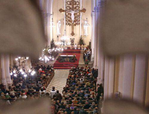 Die Katholische Kirche in Russland kämpft um Wachstum