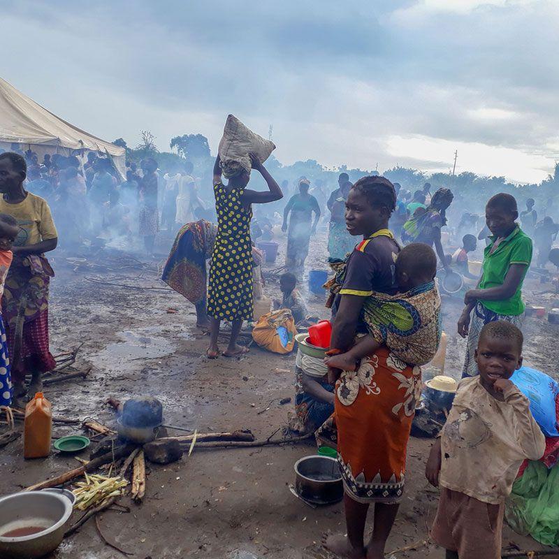 Nchalo Camp im Süden von Malawi