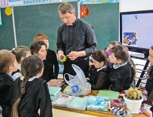 Kasachstan einen Weg in die Zukunft schenken