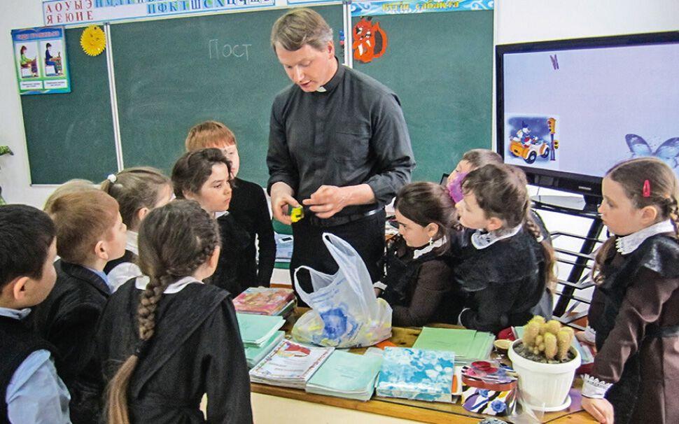 Bildung schenkt Zukunft in Kasachstan