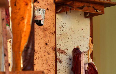 Blutiger Anschlag Sri Lanka