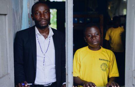 Uganda Kindersoldaten