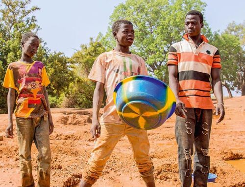 Burkina Faso: Kinderarbeit in den Goldminen