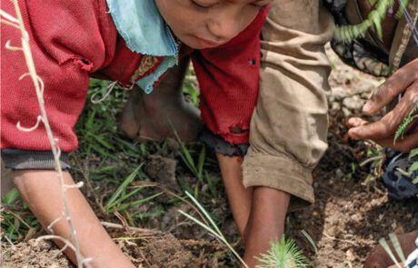 Missio schenkt Menschen in Madagaskar Starthilfe in ein selbständiges Leben