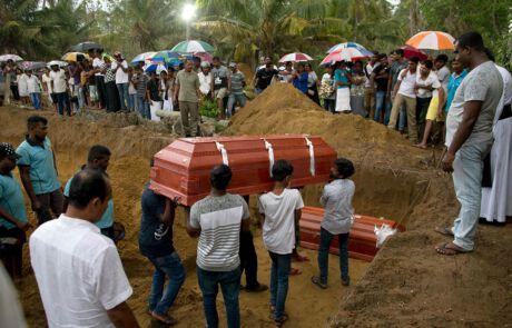Siri Lanka Terror Anschlag
