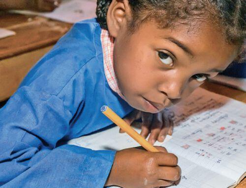 Nachhaltigkeit bei Projekten in Madagaskar
