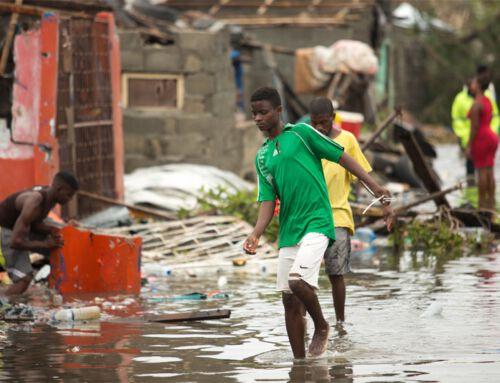 ZyklonIdai: Ausmaß der Zerstörung größer als befürchtet