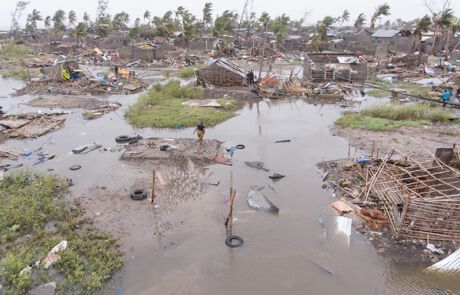ZyklonIdai - Zerstörung