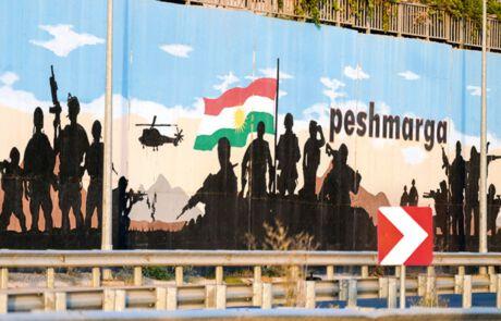 zerbrechlicher Frieden in Kurdistan