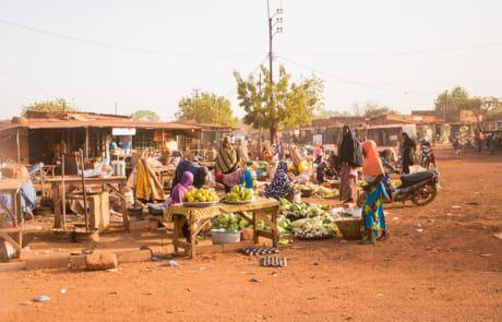 Lange Zeit war Burkina Faso für das friedliche Zusammenleben verschiedener Religionen bekannt.