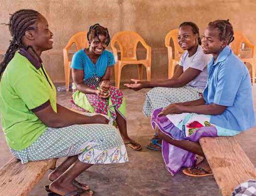 Burkina Faso's Handel mit Mädchen in Zwangsehe