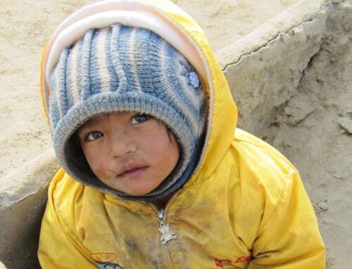 Nepal: Zwischen Staub und Lehm
