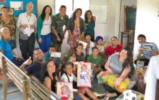 Pater Felix will die brasilianische Jugend begleiten und fördern