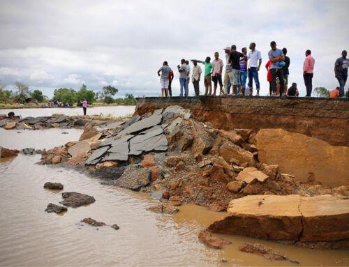 Zyklon Kenneth stürzt Mosambik in eine noch größere Krise