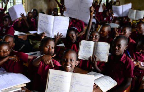 Schulbildung für die Zukunft