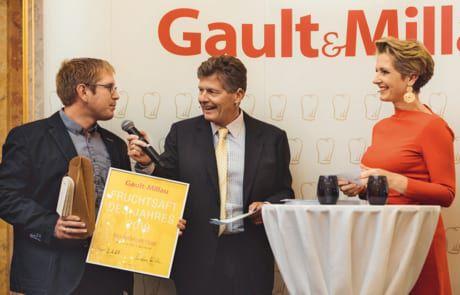 Karl Hohenlohe - Gault & Millau