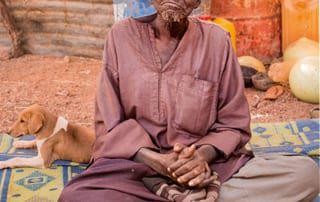 der 80-jährige Uropa Jonas