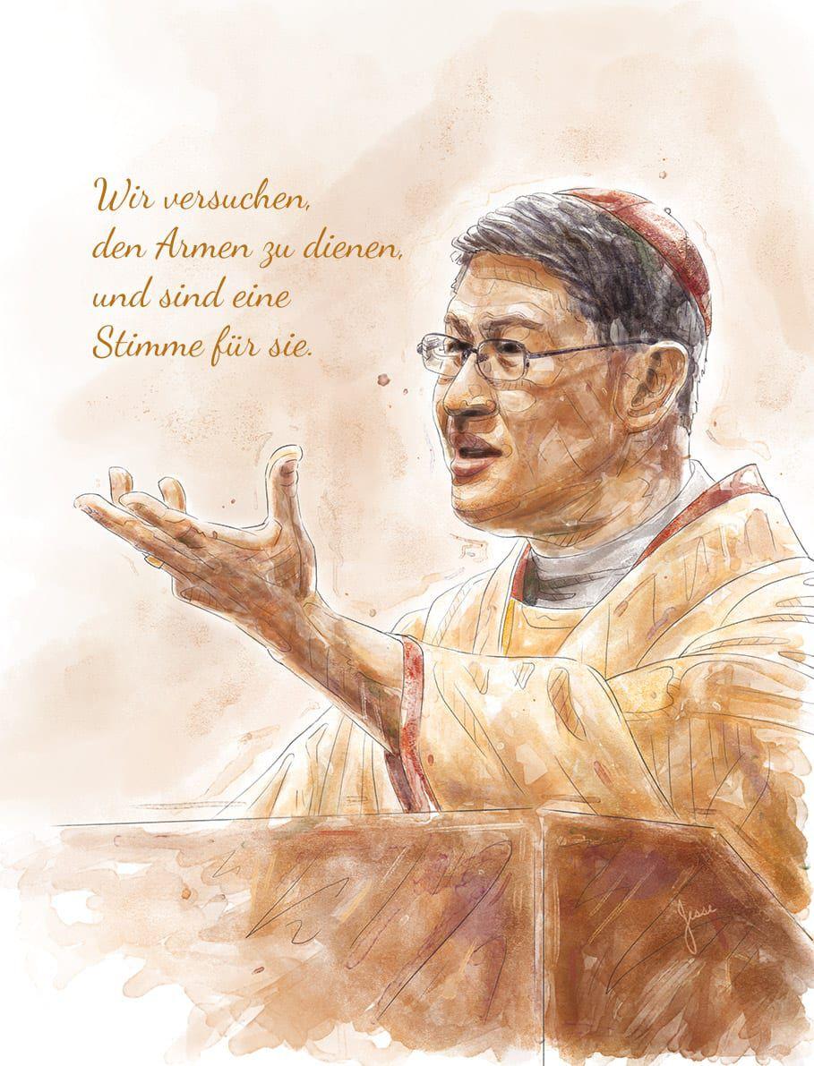 Cardinal Luis Tagle aus den Philippinen
