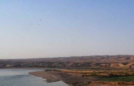 Landschaft in Kurdistan
