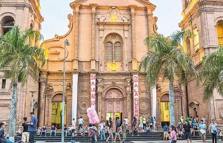 Kathedrale von Santa Cruz de La Sierra