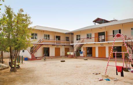 Das Don Bosco Jugendzentrum in Mandalay.