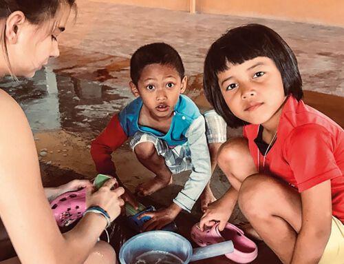 Thailand: Kindern Glauben und Hoffnung schenken