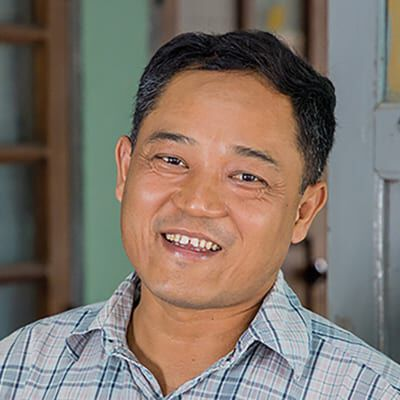 Father Andrew Yan Naing Win