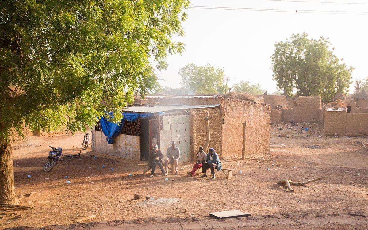 Ländliches Burkina Faso