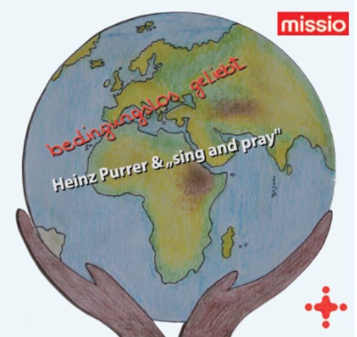 pray and sing - Heinz Purrer