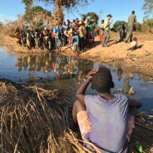 Hunger in Mosambik
