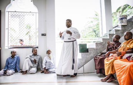 Die Kirche in Sri Lanka investiert in den interreligiösen Dialog