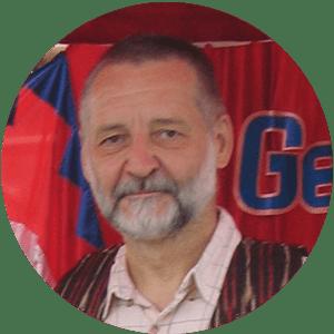 P. Georg Ziselsberger SVD